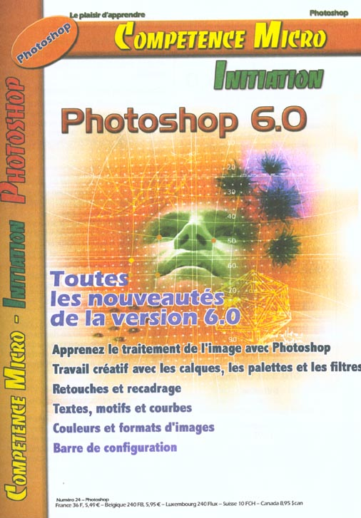 COMPETENCE MICRO-INITIATION, PHOTOSHOP 6.0