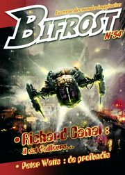 REVUE BIFROST N54 SPECIAL RICHARD CANAL