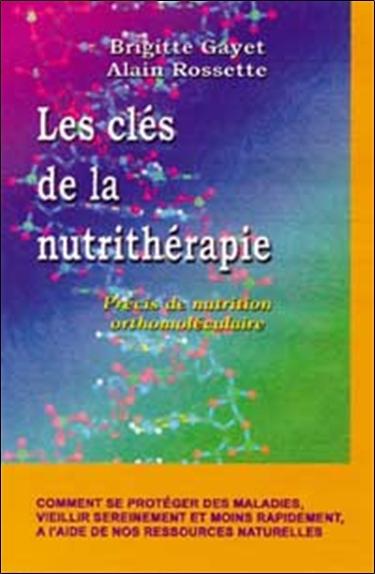 CLES DE LA NUTRITHERAPIE