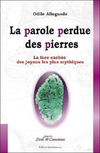 PAROLE PERDUE DES PIERRES