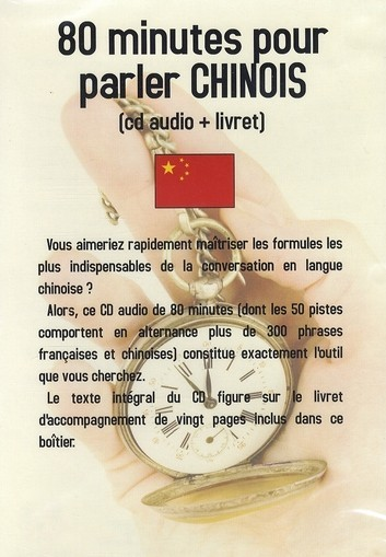 80 MINUTES POUR PARLER CHINOIS