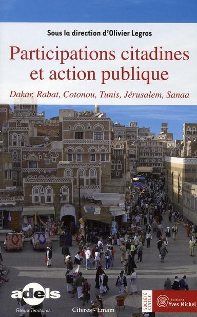 PARTICIPATIONS CITADINES ET ACTION PUBLIQUE