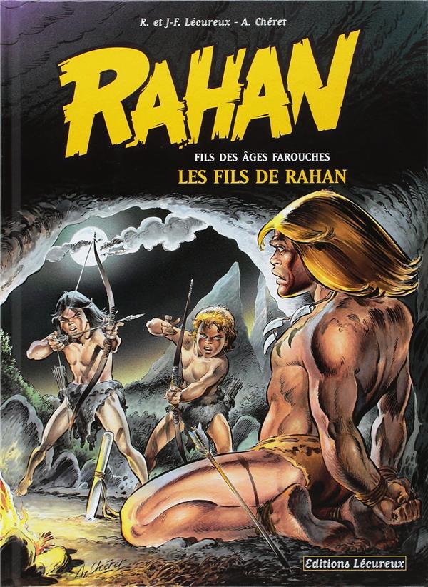 RAHAN - PACK PROMO T3+T4