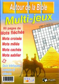 AUTOUR DE LA BIBLE MULTI JEUX