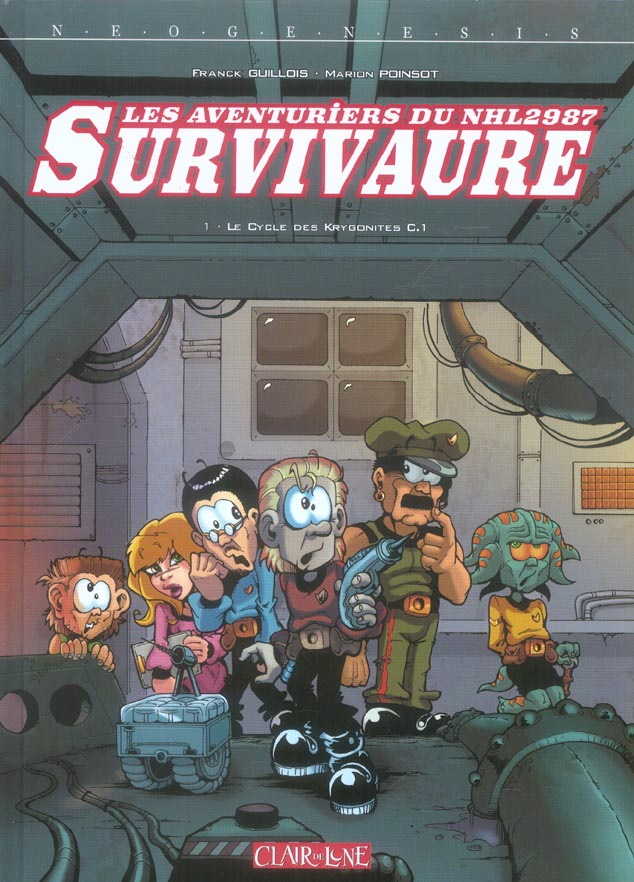 SURVIVAURE - TOME 1 - VOL01