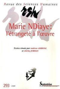 REVUE DES SCIENCES HUMAINES, N 293/JANVIER - MARS 2009