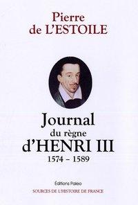 JOURNAL DU REGNE D'HENRI III