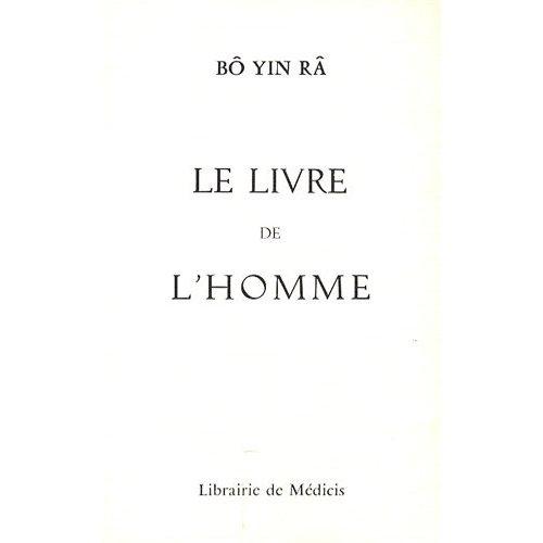 LE LIVRE DE L'HOMME