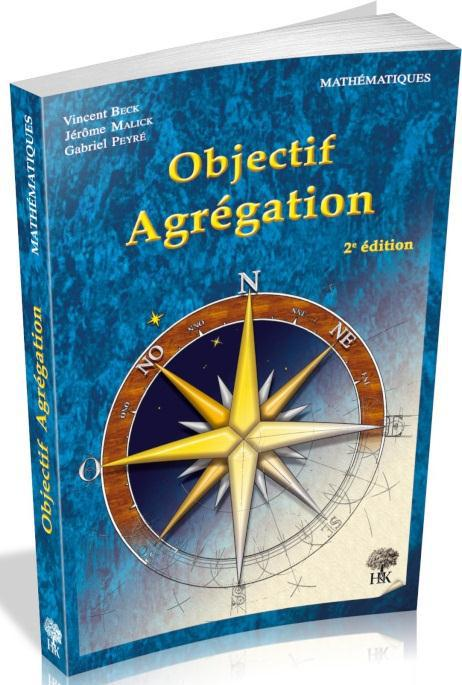 OBJECTIF AGREGATION 2E EDITION