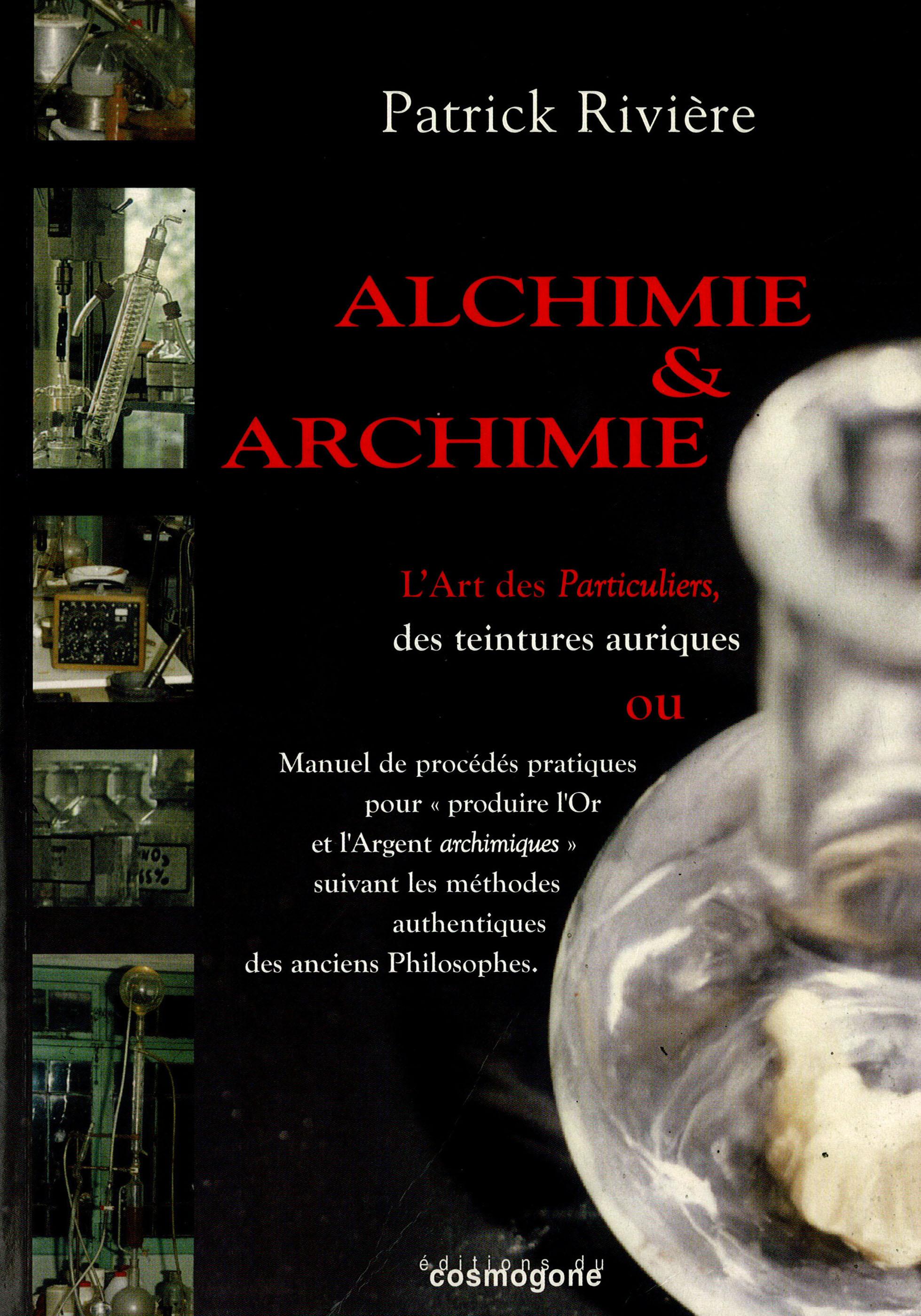 ALCHIMIE ET ARCHIMIE : L'ART DES PARTICULIERS