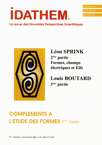 IDATHEM N  7 LEON SPRINK 2EME PARTIE + LOUIS BOUTARD 3 EME PARTIE