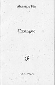 EXSANGUE