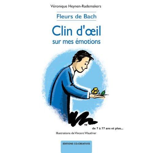 FLEURS DE BACH CLIN D'OEIL SUR MES EMOTIONS