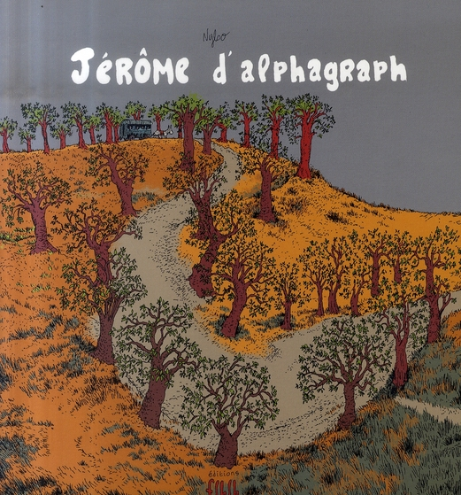 JEROME D'ALPHAGRAPH