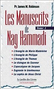 NAG HAMMADI MANUSCRITS  TOME 1