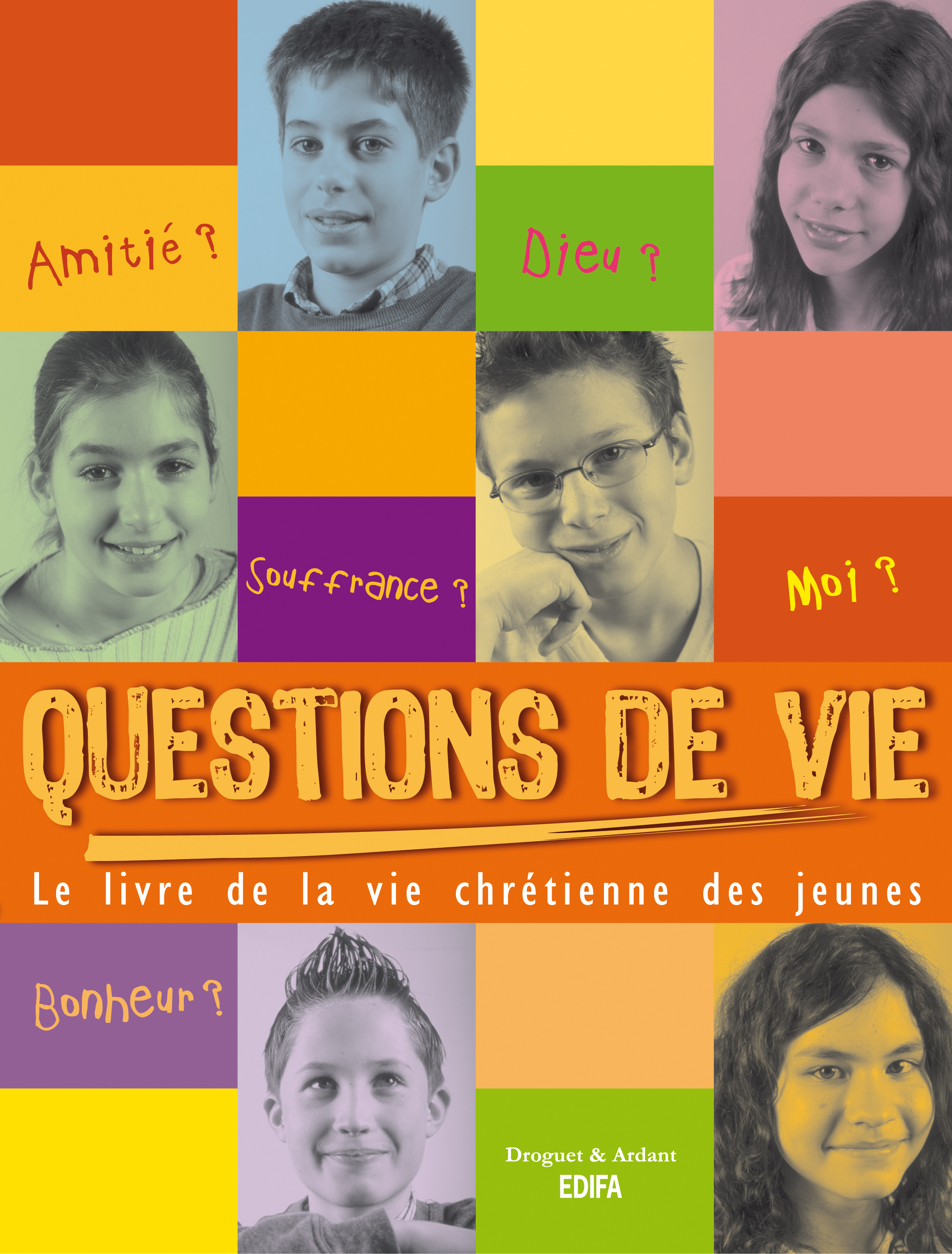 QUESTIONS DE VIE ! BROCHE
