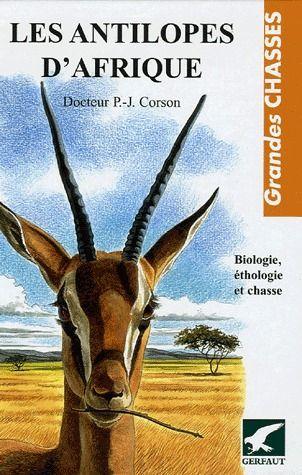ANTILOPES D'AFRIQUE