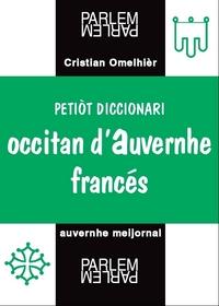 PETIOT DICCIONARI OCCITAN D'AUVERNHE-FRANCES