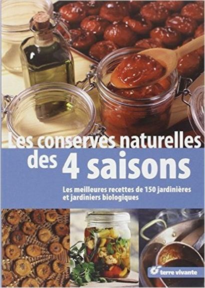 CONSERVES NATURELLES DES 4 SAISONS (LES)