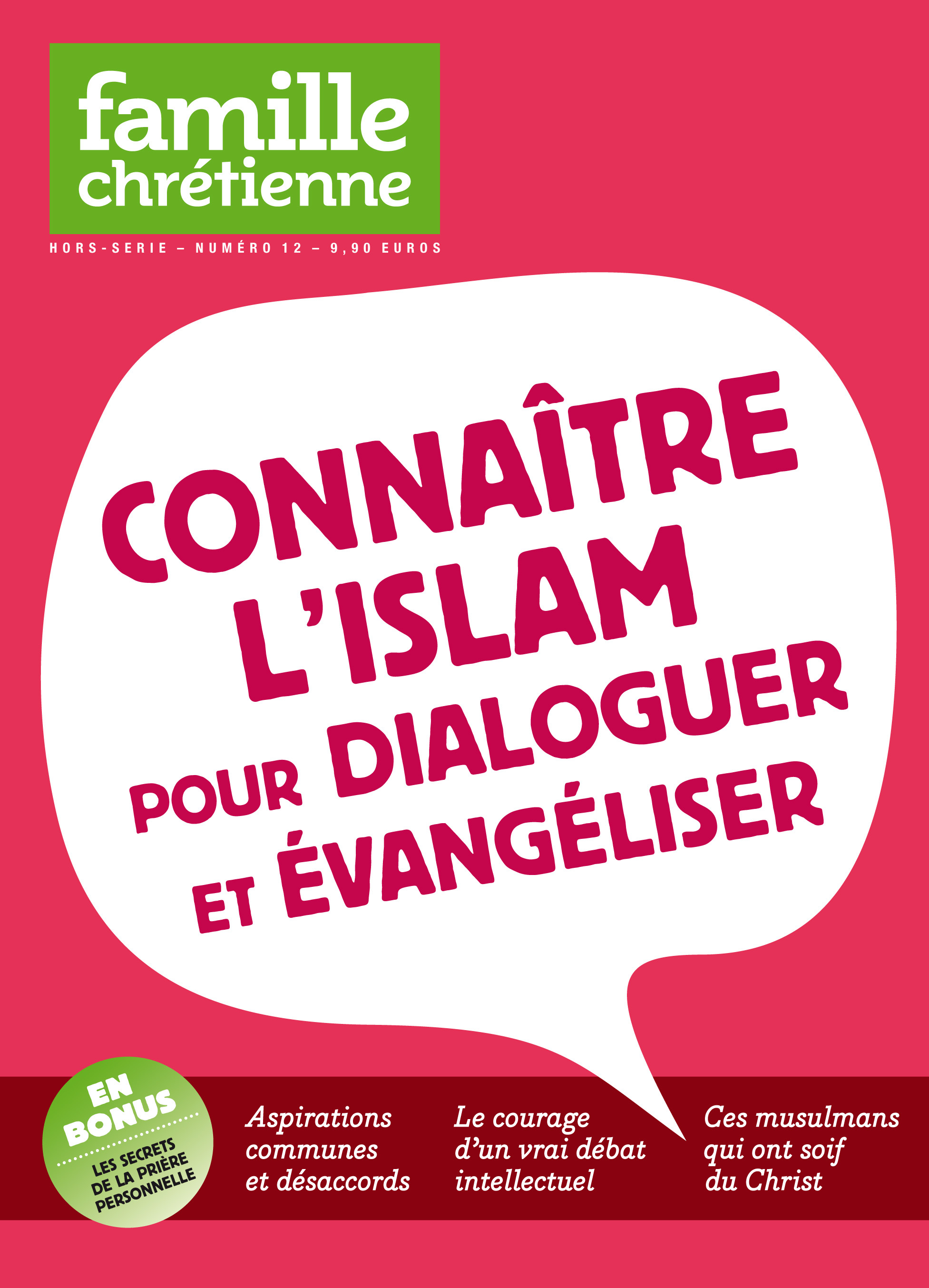 CONNAITRE L'ISLAM POUR DIALOGUER ET EVANGELISER