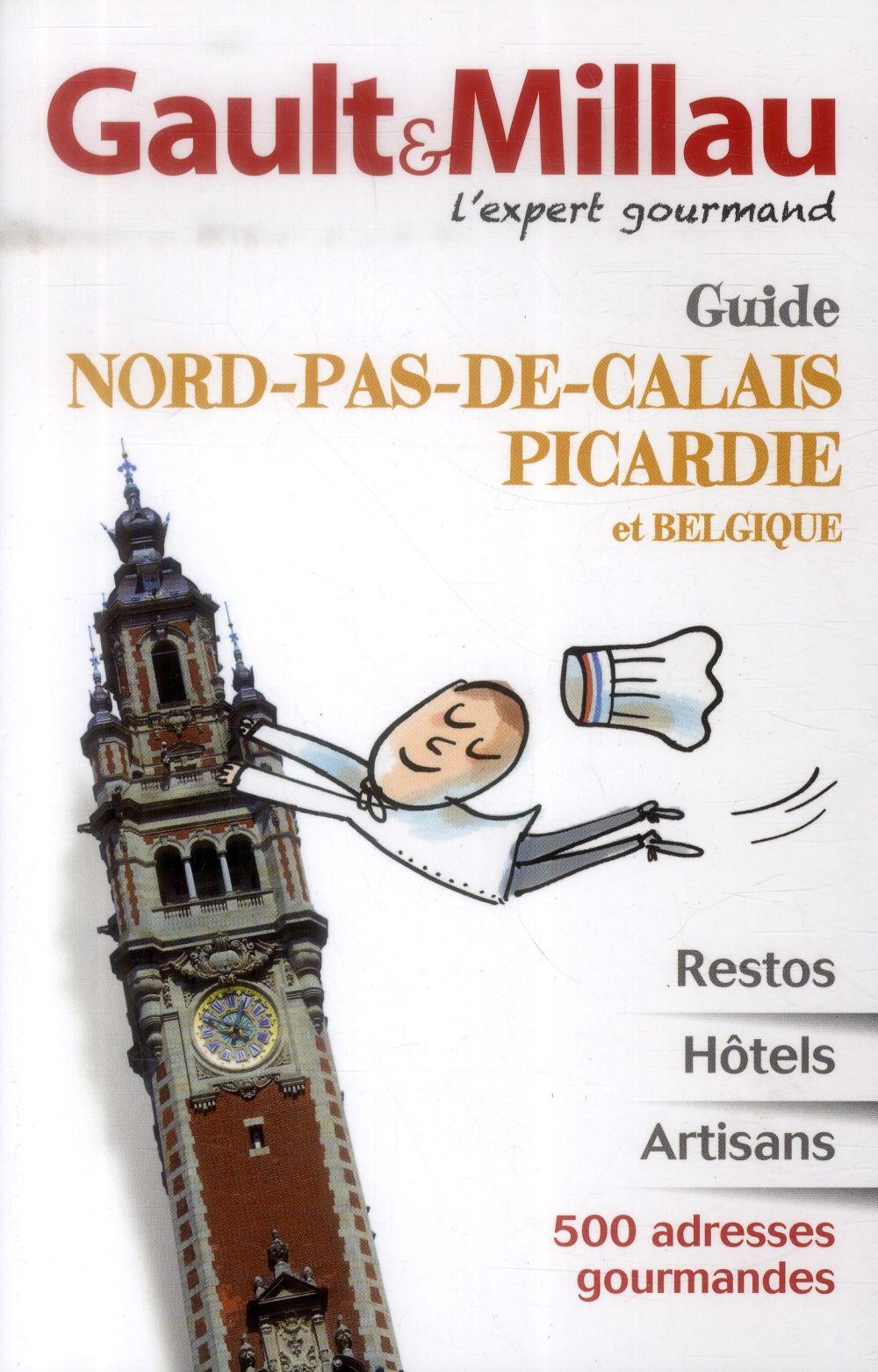 GUIDE NORD PAS DE CALAIS, PICARDIE