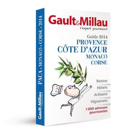 GUIDE PROVENCE COTE D'AZUR MONACO CORSE 2015