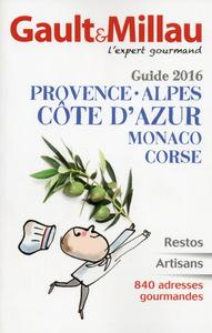 GUIDE PACA MONACO CORSE 2016