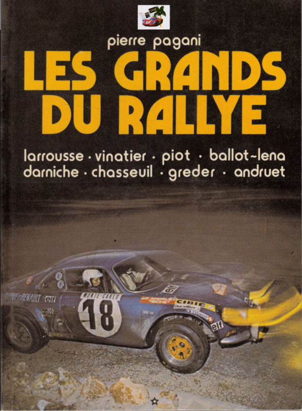 LES GRANDS DU RALLYE (VOLUME 1)