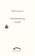 PHYSIONOMIE DES SAINTS