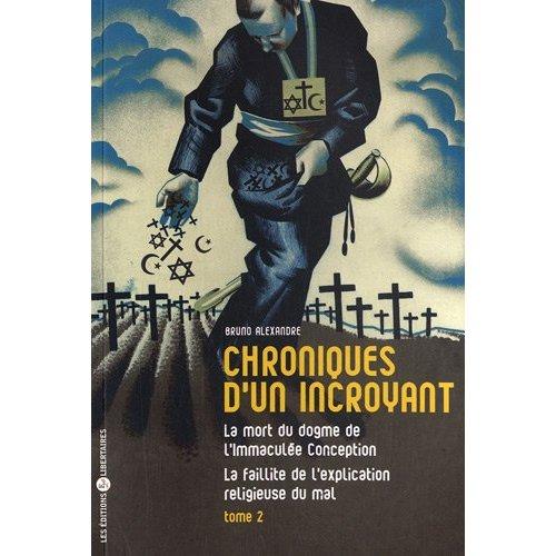 CHRONIQUE D'UN INCROYANT T02