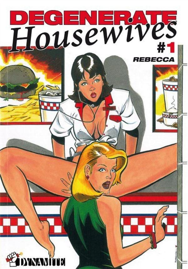 DEGENERATE HOUSEWIVES - TOME 1 - - VOL01