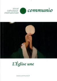 L'EGLISE UNE - N  236 (NOVEMBRE-DECEMBRE 2014)