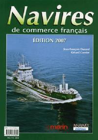NAVIRES DE COMMERCE FRANCAIS 2007