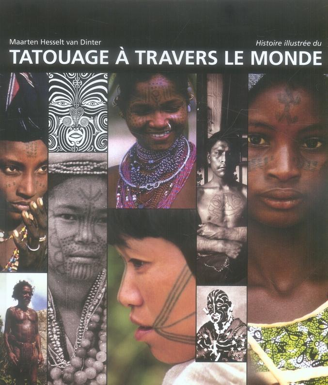 TATOUAGE A TRAVERS LE MONDE