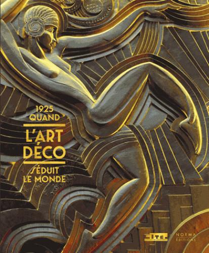 1925,QUAND L'ART DECO / RELIE