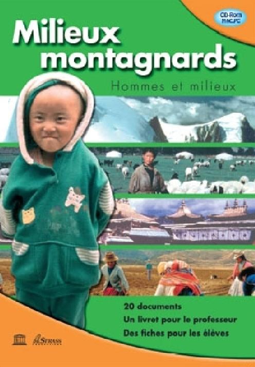 MILIEUX MONTAGNARDS CDROM - LICENCE ETABLISSEMENT