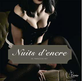 NUIT D'ENCRE - 1 CD MP3