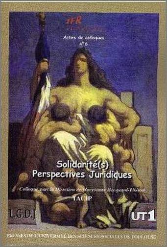 SOLIDARITE(S)- PERSPECTIVES JURIDIQUES