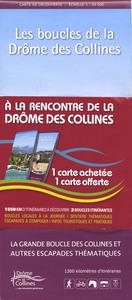 **2 CARTES BOUCLES DES COLLINES + MONTS DU MATIN