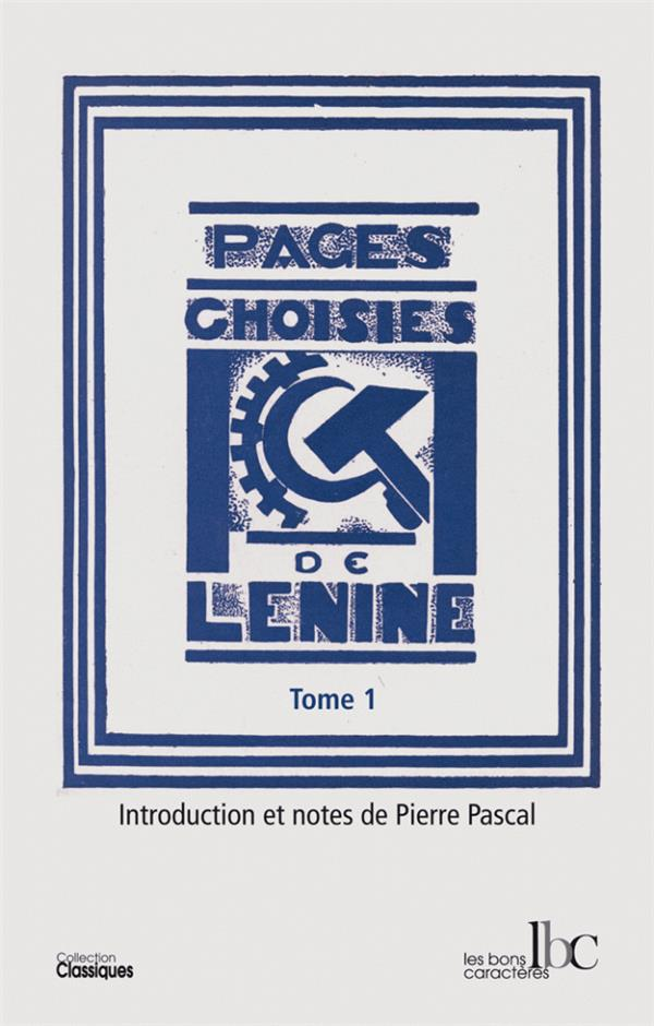 PAGES CHOISIES T03 1914-1917