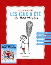 LE LIVRE D'ACTIVITES - LES JEUX D'ETE DU PETIT NICOLAS
