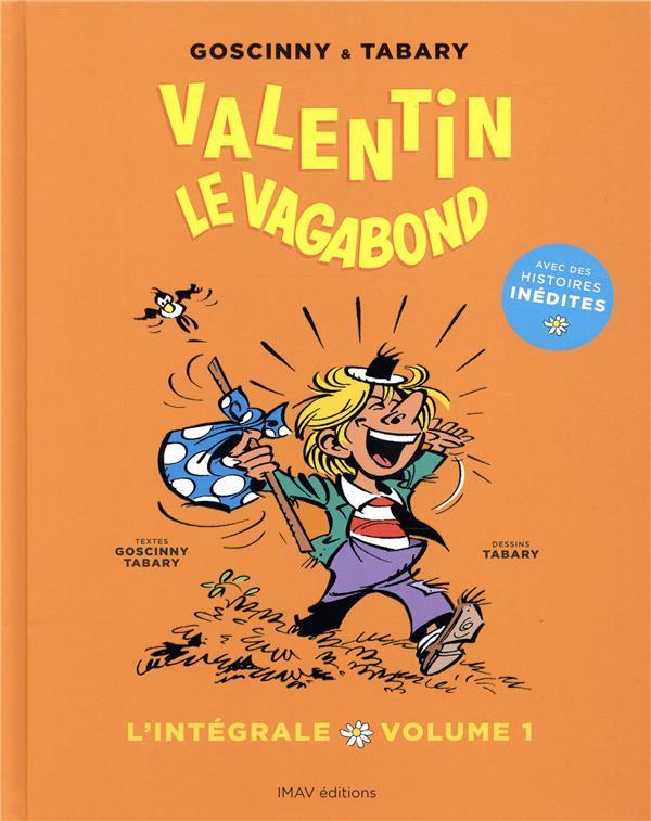 VALENTIN LE VAGABOND INTEGRALE VOL 1