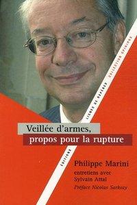 VEILLEE D'ARMES. PROPOS POUR RUPTURE