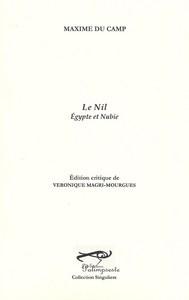 LE NIL EGYPTE ET NUBIE