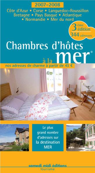 **CHAMBRES D'HOTES A LA MER ADRESSES DE CHARME