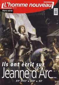 ILS ONT ECRIT SUR JEANNE D'ARC ... - HORS-SERIE N 8 L'OMME NOUVEAU