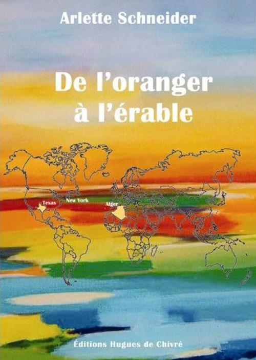 DE L'ORANGER A L'ERABLE