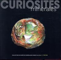 CURIOSITES MINERALES  400 MERVEILLES DE LA NATURE