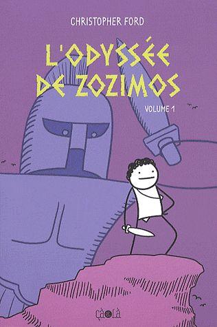 ODYSSEE DE ZOZIMOS (L')-T1