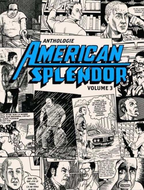 ANTHOLOGIE AMERICAN SPLENDOR T3